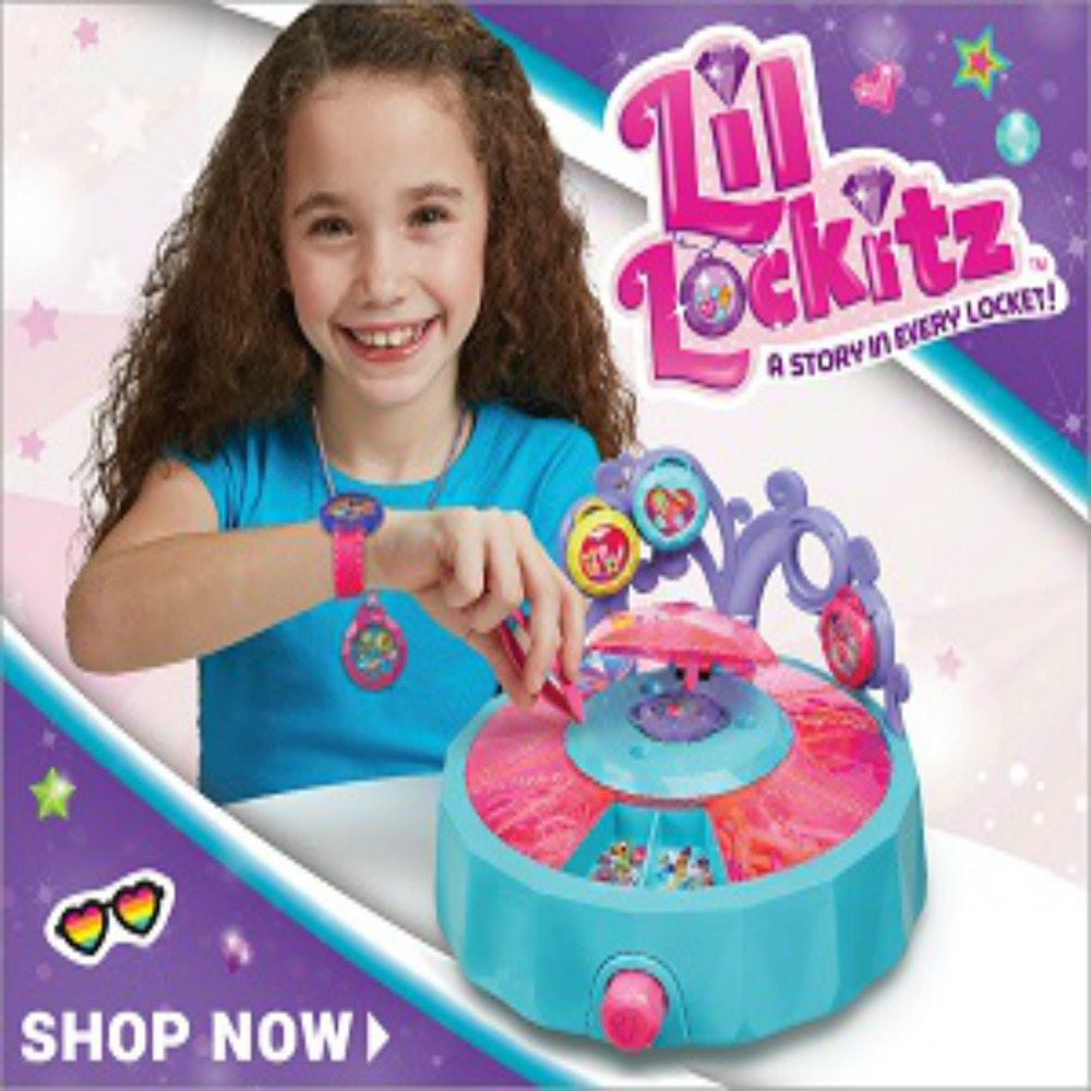 Lil Lockitz: A Story in Every Locket