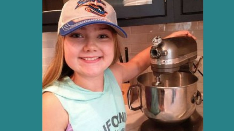 MasterChef Junior Champ, Addison Osta Smith, Serves Up New Ideas for School Lunches & Kid-Friendly Cooking Tips