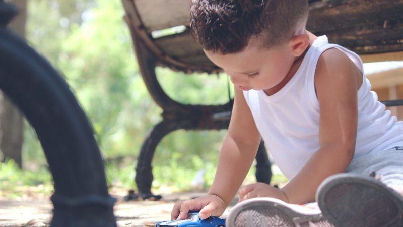 DIY Race Tracks for Kids