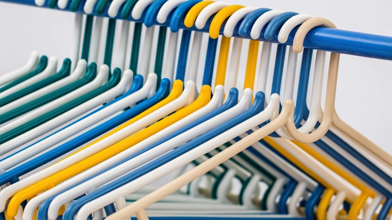 How to Organize Your Clothing in A Little Closet Space
