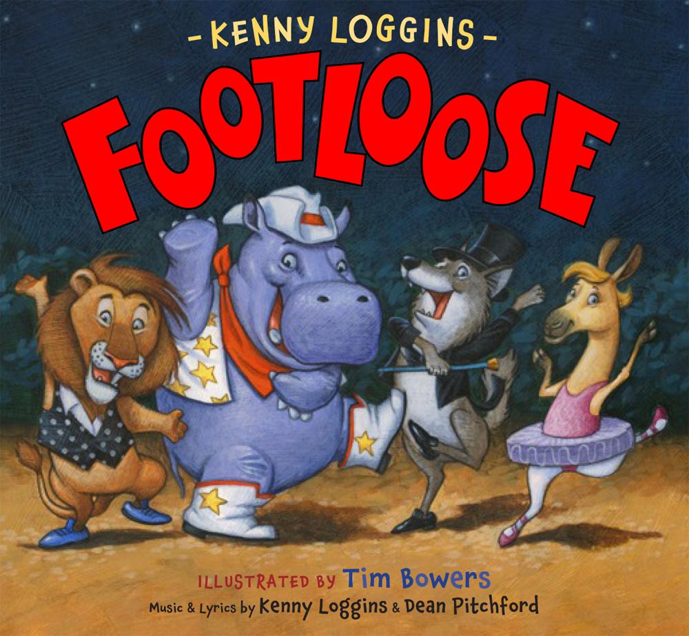 Kenny Loggins #Footloose – Book Review