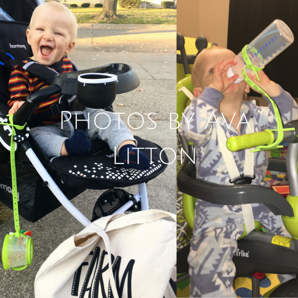 Stop the Dropsie Game with #LilSidekick {Mommy Review}