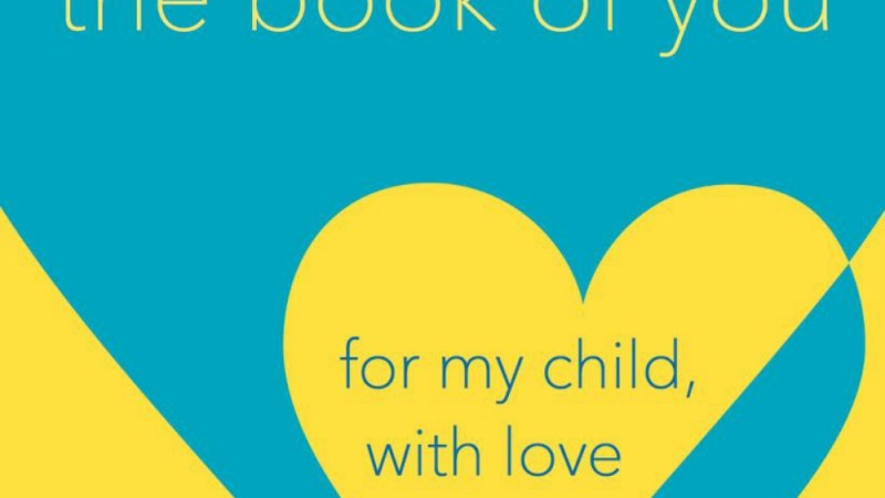 The Book of You: For My Child, with Love – #Book Review