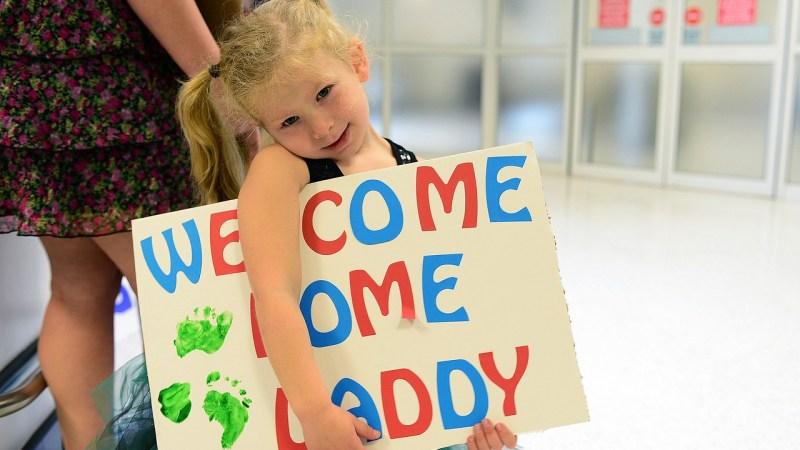 How EOD Warrior Foundation Helps Military Children