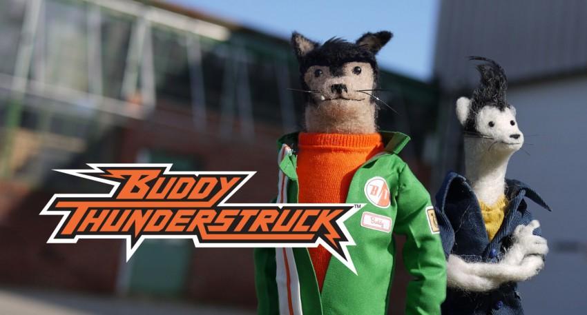 American-Made Buddy Thunderstruck Now on Netflix