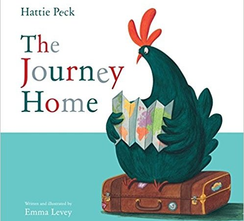 Hattie Peck: The Journey Home {Book Promotion}