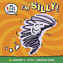 I'm Silly! My First Comics – {Book Promotion}