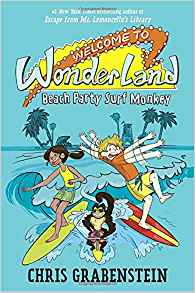 Welcome to Wonderland #2 Beach Party Surf Monkey {Book Promotion}
