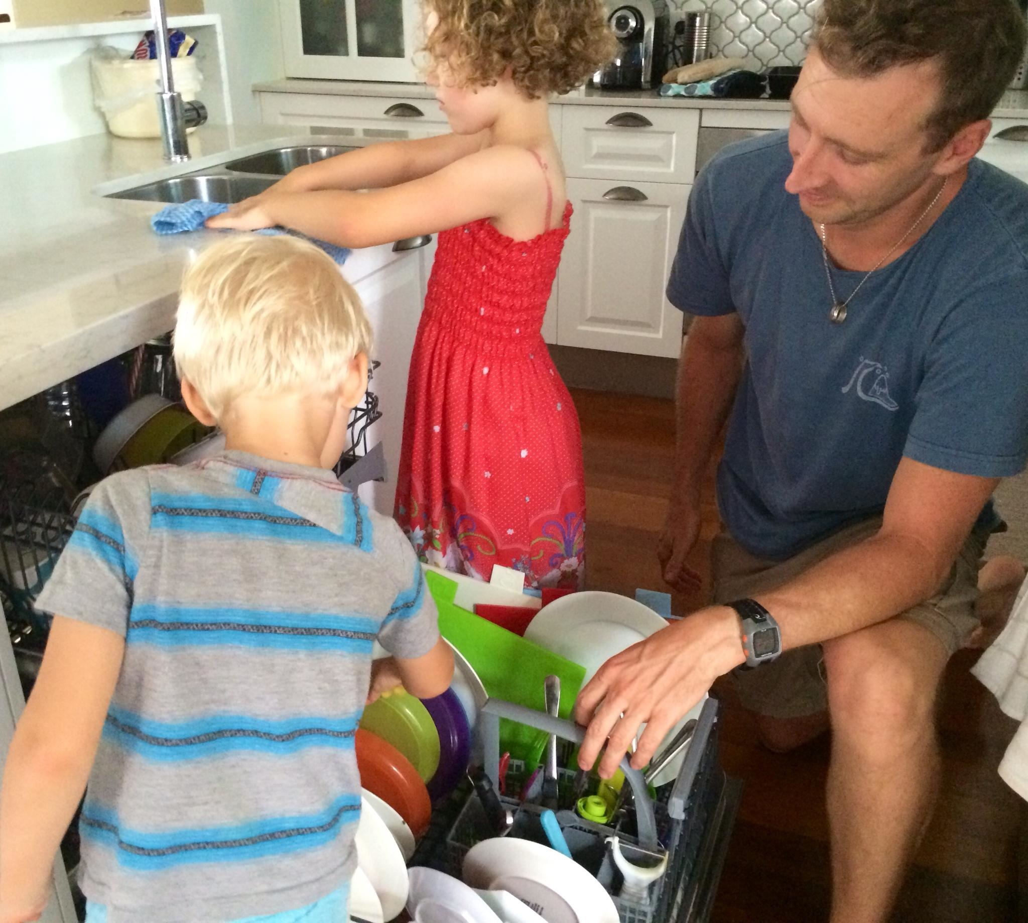 """Chores – """"Are They a Key to a Child's Self-Esteem?"""""""