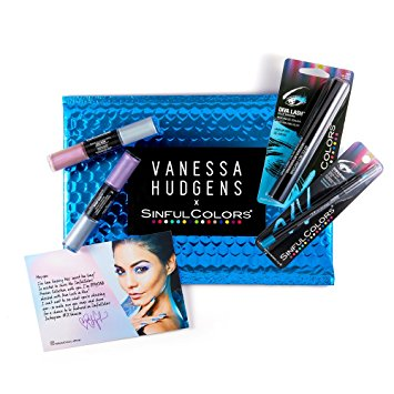 SinfulColors & Vanessa Hudgens Announce Exclusive Cosmetics Birthday Bundle