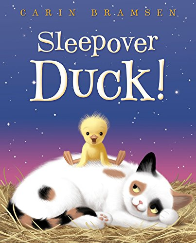 Sleepover Duck!  {Book Promotion}