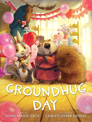 Groundhug Day {Book Promotion}