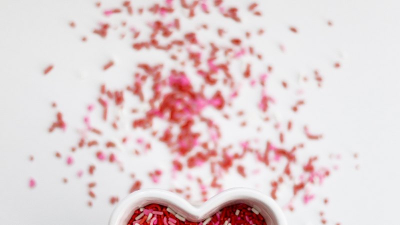 Healthy Ways to Mix Up Valentine's Day {Guest Post}