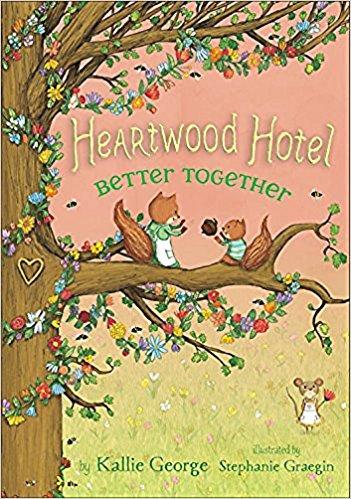 Heartwood Hotel – Better Together {Book Promotion}