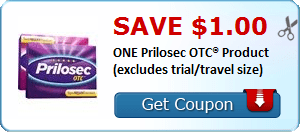 Daily Coupon Deals: Save $1 On One Prilosec OTC Product #CouponAd #AffiliateLink