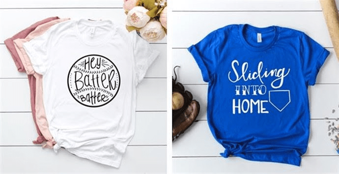 Baseball Tees | 4 Shirt Choices – Was $18.99 – Ships for $16.99!