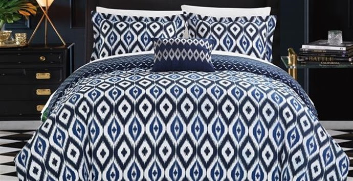 Amare Reversible Duvet Cover Set | Free Shipping – Was $85.00 – Ships for $52.97! Ends 7/21/18