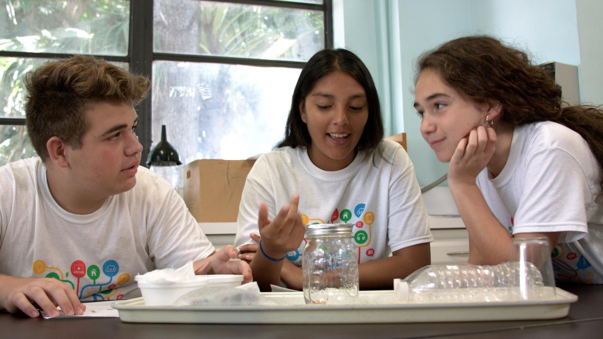 Bridging the Digital Education Divide #BGCASummerLearning