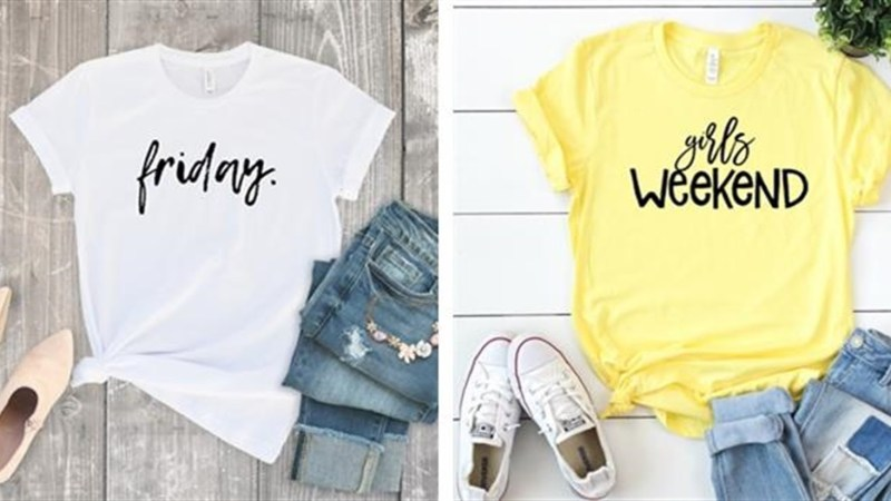 Fun Weekend Tees | 7 Designs – Was $28.99 – Ships for $17.94! Ends 8/25/18