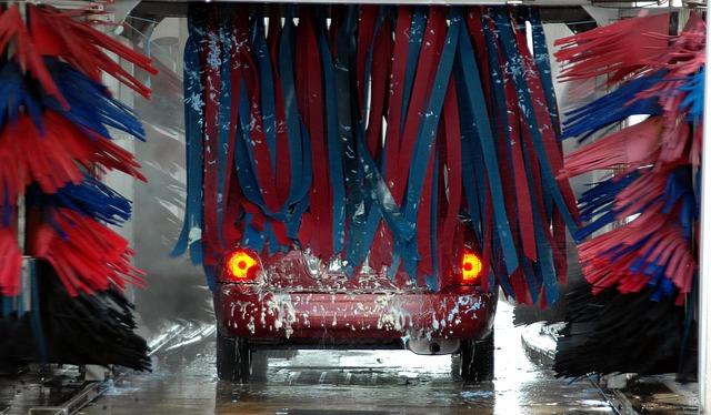 Ways to Avoid Damage at the Car Wash
