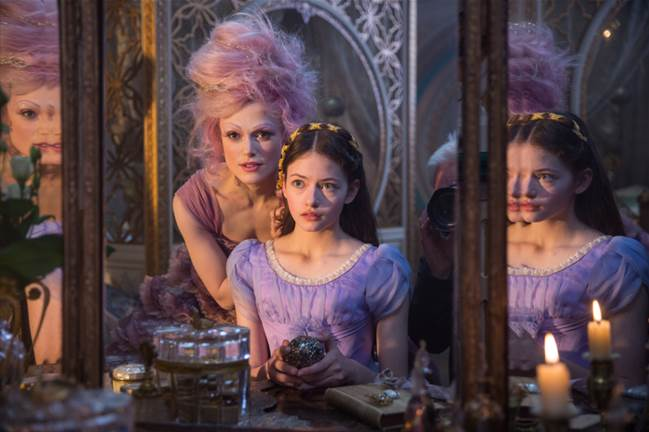 THE NUTCRACKER AND THE FOUR REALMS – Final Trailer Now Available! In Theaters Nov. 2, 2018!