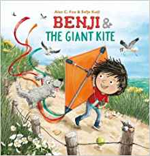 Benji & The Giant Kite {Book Review}