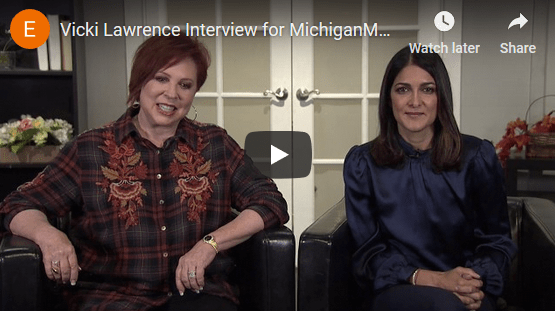 Vicki Lawrence Returns to TV and Has a Message for People Dealing with a Chronic Condition {Interview}
