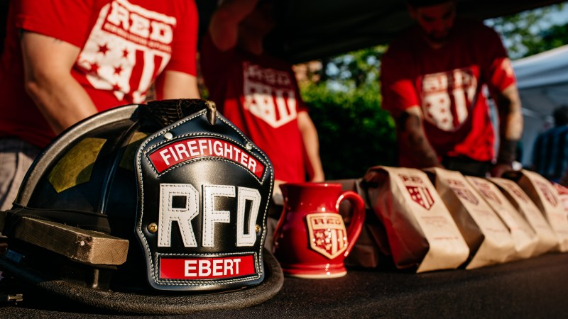 Spend 365 Days Helping our Heroes with Fire Dept. Coffee