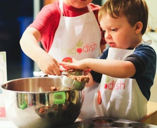 "Raddish Teaches Preschoolers to Cook With Launch of ""Cook + Play"""