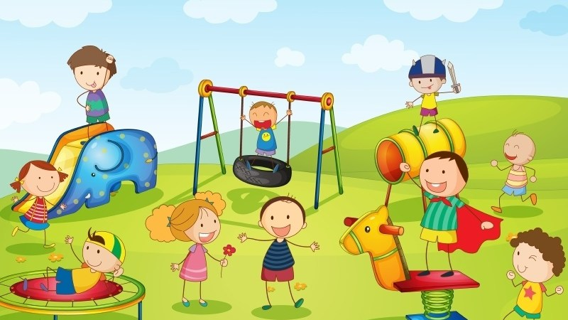 Natural Playgrounds: More Beneficial for Children Growth {Guest Post}