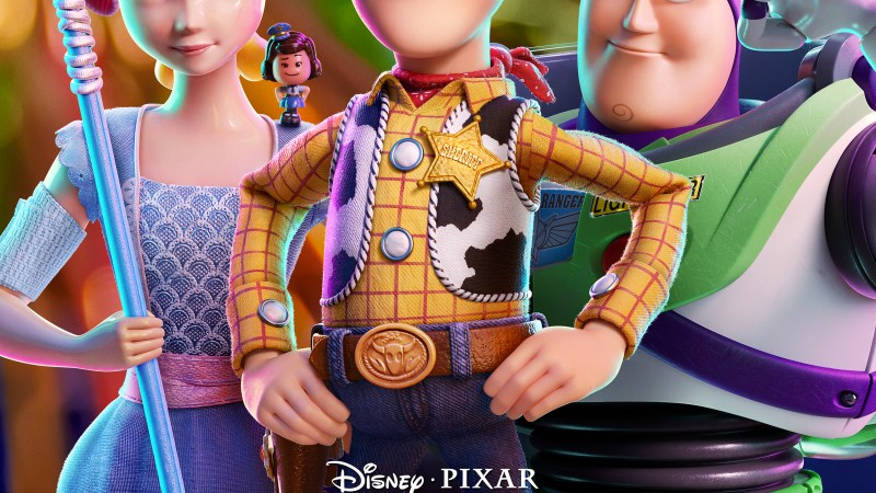 TOY STORY 4″ Final Trailer… #ToyStory4