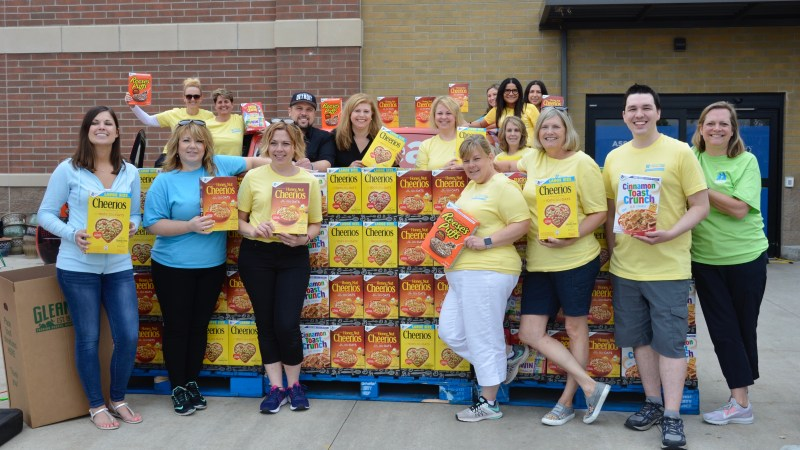 Children's Hospital of Michigan Collected 3.08 Million Servings for Annual Cereal Drive