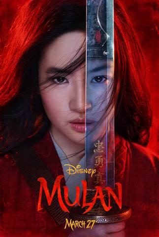 """Teaser Trailer for Disney's """"Mulan"""" Now Available! #Mulan"""