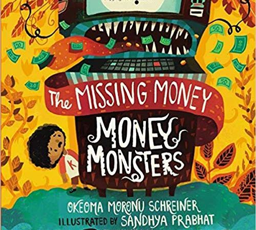 The Missing Money: Money Monsters {Mini Book Review} – #TheMissingMoney