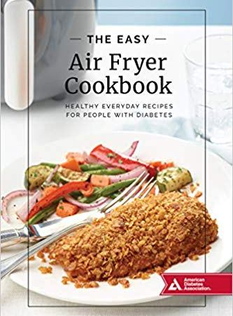 New Book Offers Easy Air-Fried Favorites Made Healthy for the Whole Family