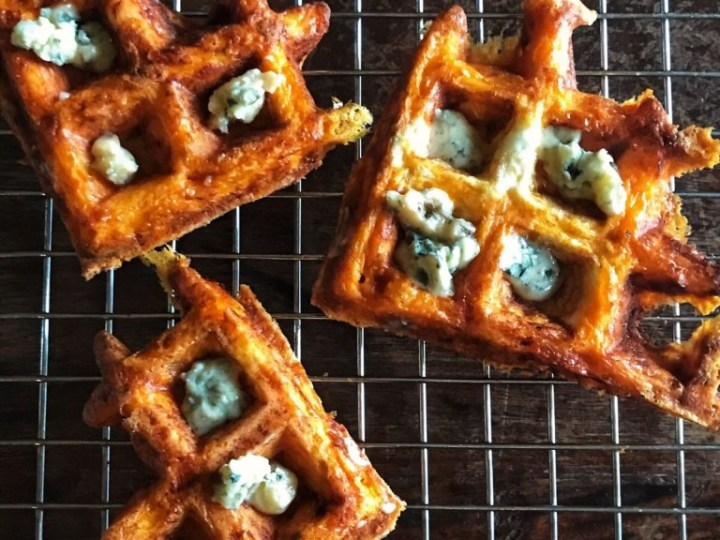 My 4 Favorite Low Carb Chaffle Recipes
