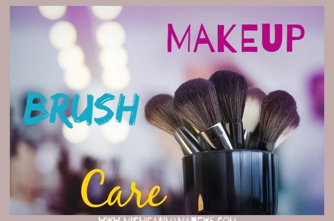 Mamas, Do You Wash Your Makeup Brushes?