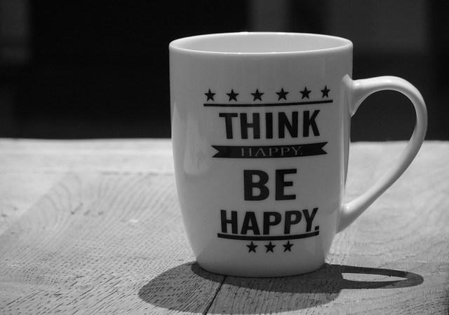 Positive vs. Negative Thoughts