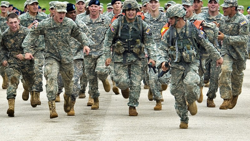 How the U.S. Army Reserve Inspires Soldiers to Live Healthy Lifestyles – Interview
