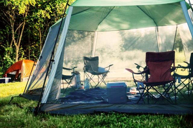 5 Ways to Make Camping Easier for You and the Fam