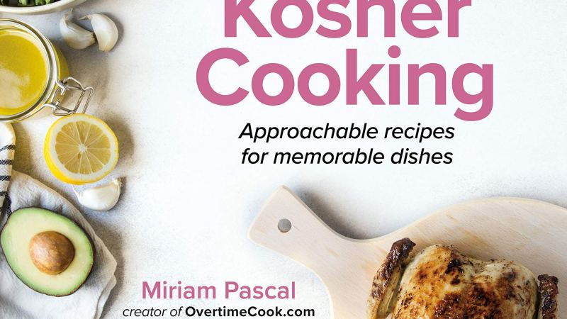 Real Life Kosher Cooking with Food Personality & Chef Miriam Pascal