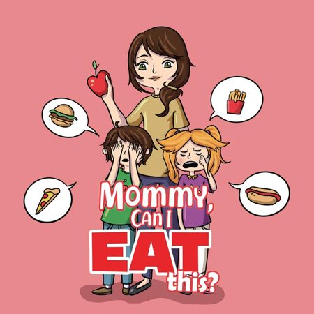 Mommy Can I EAT This? – Book Promotion