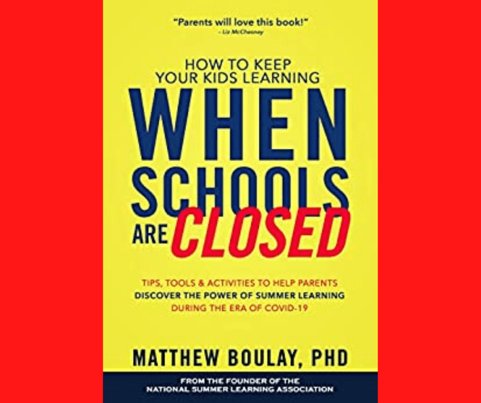 How to Keep Kids Learning When Schools Are Closed-Parenting e-Book