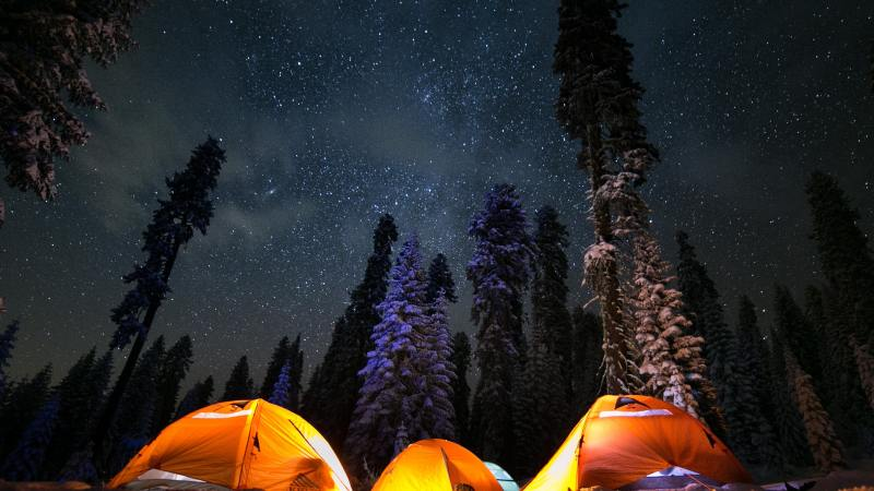 4 Ways to Upgrade Your Family Camping Trips