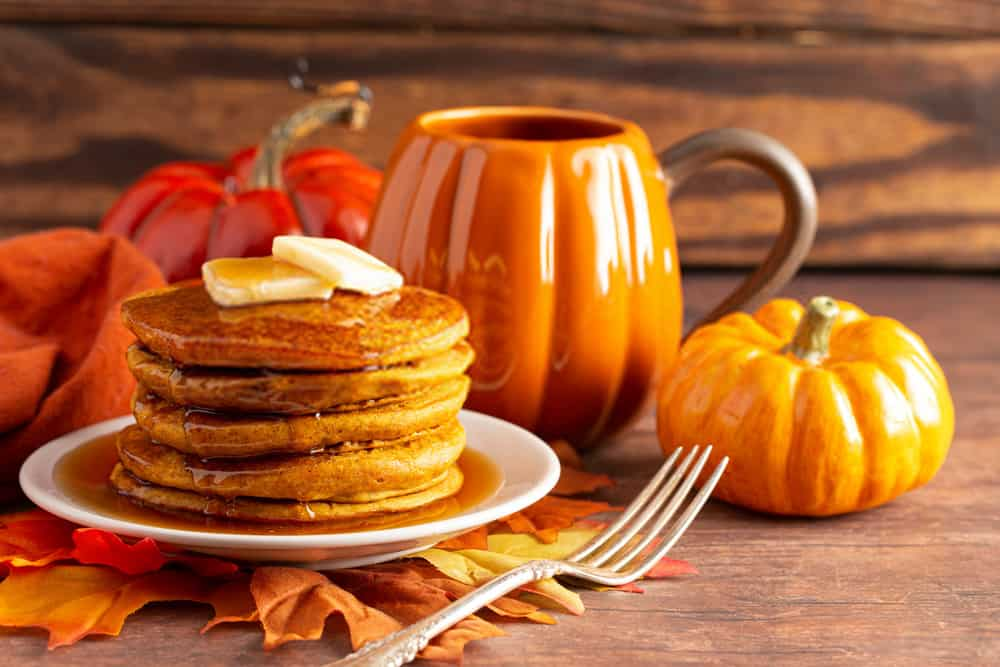 Grandma's Pumpkin Oatmeal Pancakes – Your Kid's All-Time Favorite