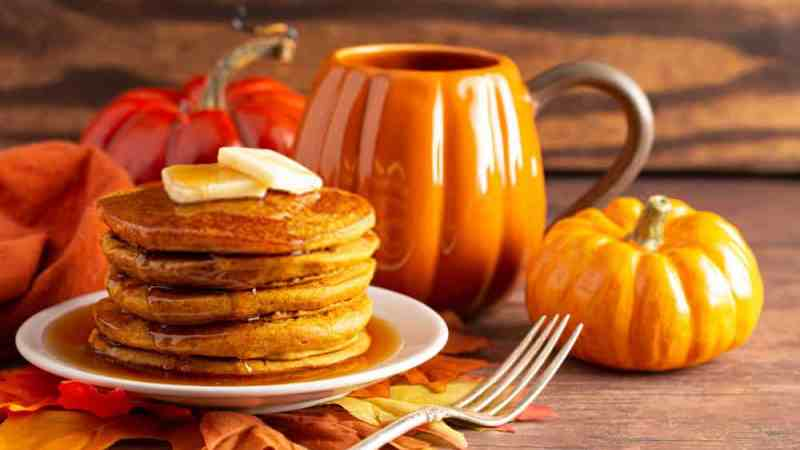 Grandma's Pumpkin Oatmeal Pancakes – Your Kid's All-Time Favorite