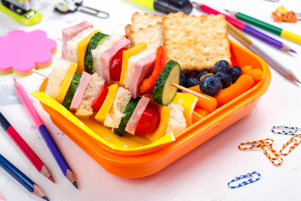Navigating Nutrition: 5 Ideas for Healthy, Easy School Lunches and Snacks at Home