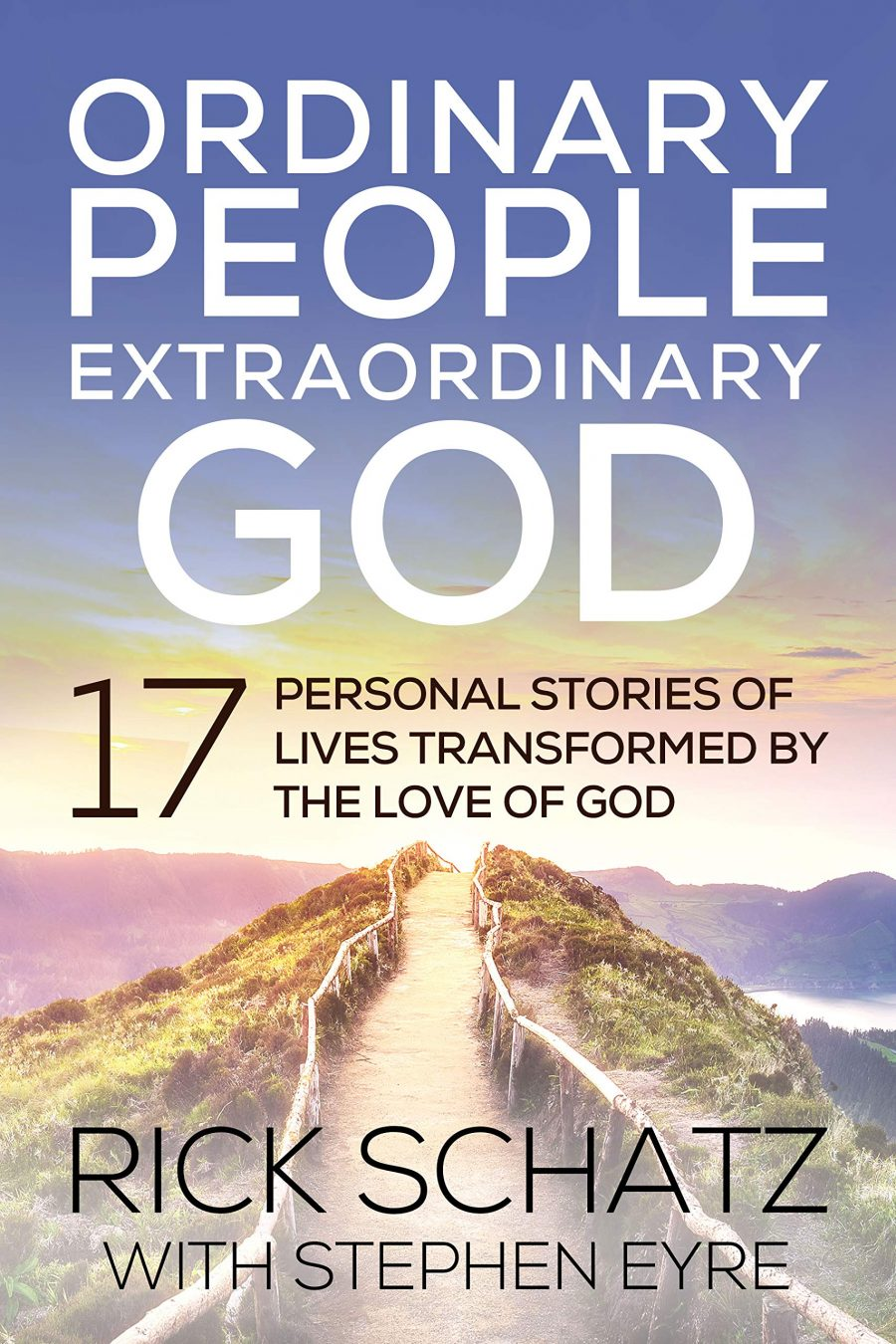 Ordinary People Extraordinary GOD – Book Promotion