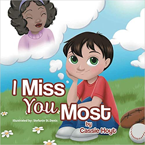 I MISS You the MOST – Book Promotion