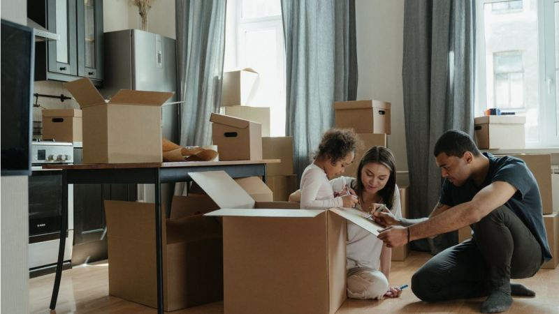 Relocating the Family? 4 Tips That Might Help During the Transition
